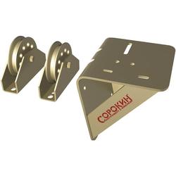 Сорокин 4.50 консоль настенная 0,5т с подвесными блоками для барабанных лебёдок Сорокин Барабанные Лебедки