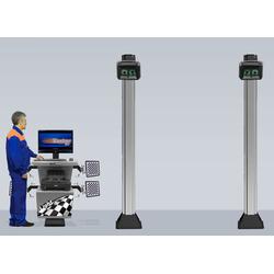 Техно Вектор 7 (7204 H A) Стенд для сход-развала с технологией 3D Технокар Стенды сход-развал Автосервисное оборудование