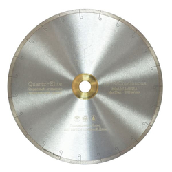 DIAM Quartz-Elite 000418 алмазный круг для кварца 350x2,2x7,5x60(25,4), мокрая резка Diam По керамике Алмазные диски