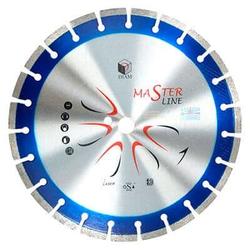 DIAM Железобетон Master Line 000501 1A1RSS алмазный круг для бетона 230мм Diam По бетону Алмазные диски
