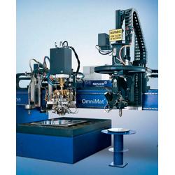 Messer OmniMat машина термической резки с ЧПУ Messer Станки лазерной резки Станки по металлу
