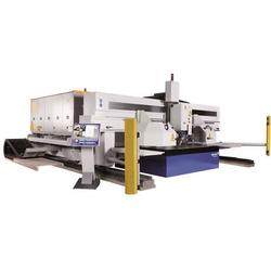 Messer LaserMat II машина лазерной резки с ЧПУ Messer Станки лазерной резки Станки по металлу