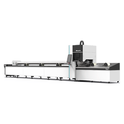 Оптоволоконный лазерный станок для металлических труб и профилей MetalTec TS62 MetalTec Станки лазерной резки Станки по металлу