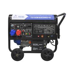 TSS GGW 6.0/250ED-R3 Генератор сварочный бензиновый ТСС Бензиновые Сварочные генераторы