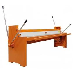 Stalex Q01-1,5х1500 Гильотина механическая Stalex Ручные Гильотинные ножницы