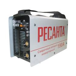 Ресанта САИ 190 Сварочный аппарат Ресанта Инверторы Дуговая сварка