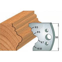 Комплекты ножей и ограничителей серии 690/691 #508 CMT Ножи и ограничители для фрез 50 мм Ножи